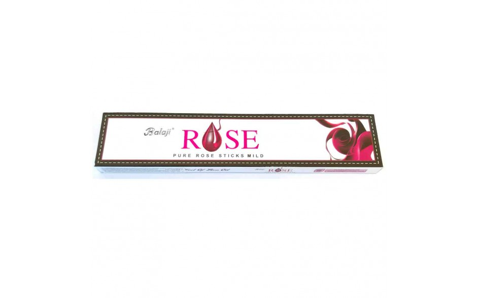 Incenso Ambience Pure Rose 15g